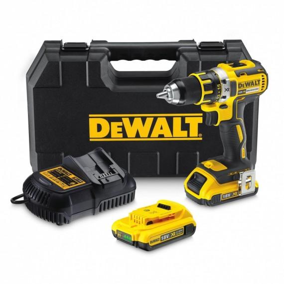 DEWALT DCD790D2 Compact brushless