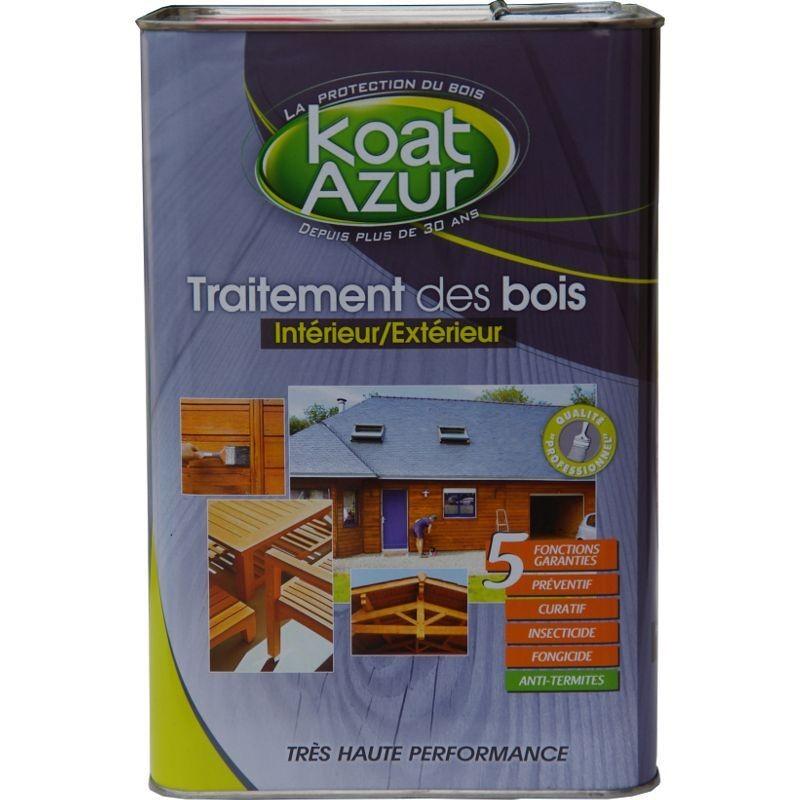 Achat KoatAzur traitement des bois # Protection Du Bois