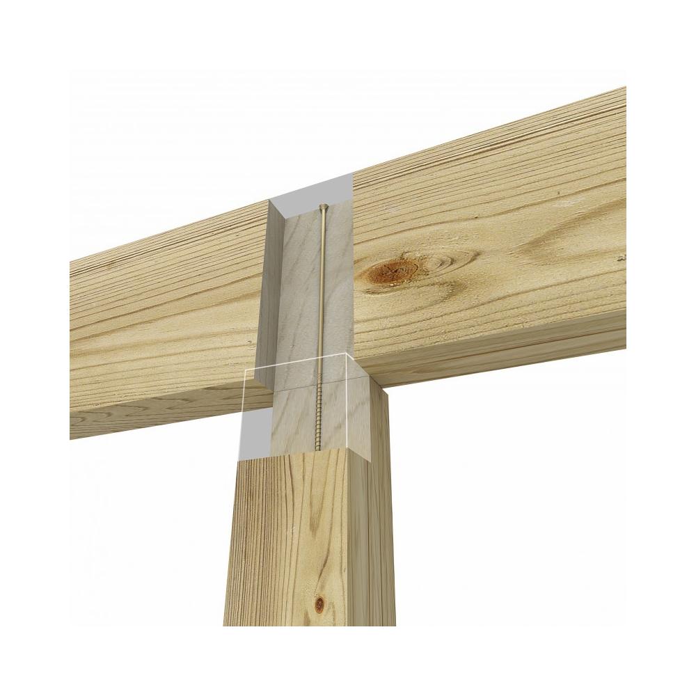250 Vis /Ø 5x60 mm Vis /à bois Simpson ESCRC