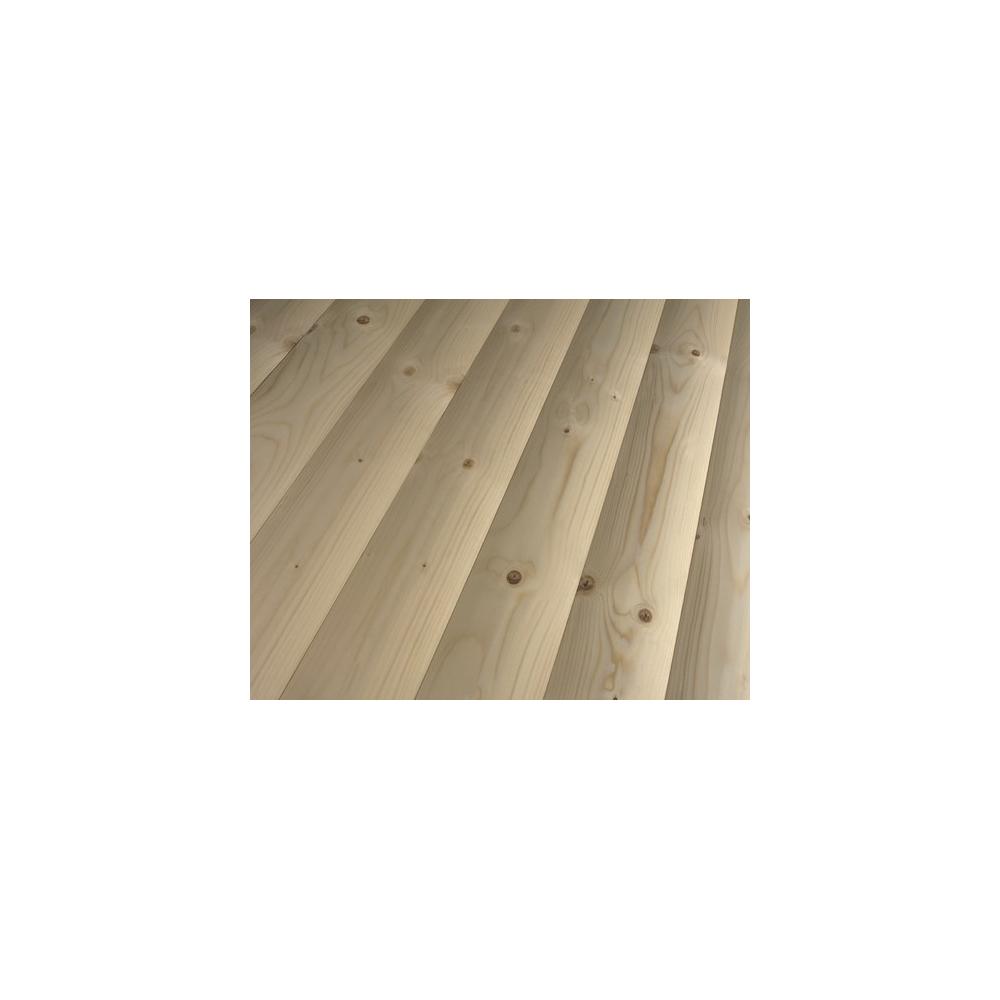 Sapin demi rond sud fixation - Fixation bardage bois exterieur ...