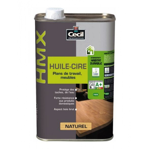 Huile - Cire CECIL HMX