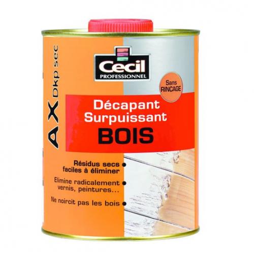 Décapant CECIL AX DKP SEC