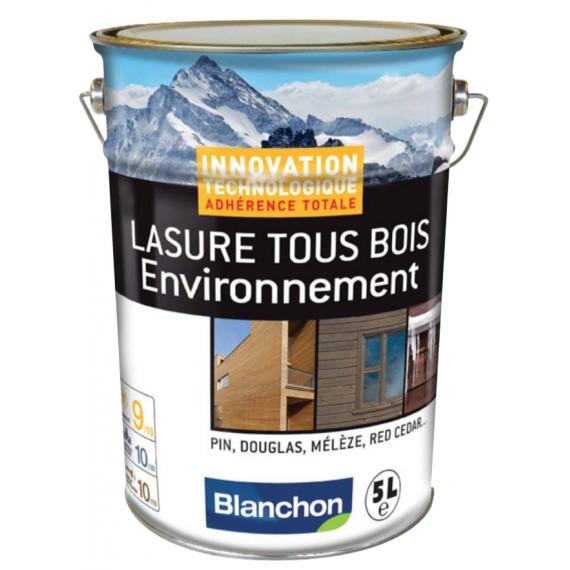 Lasure BLANCHON Tous Bois Environnement