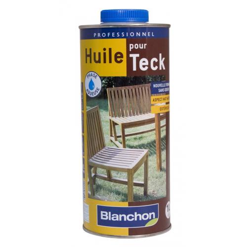 Huile pour Teck - BLANCHON