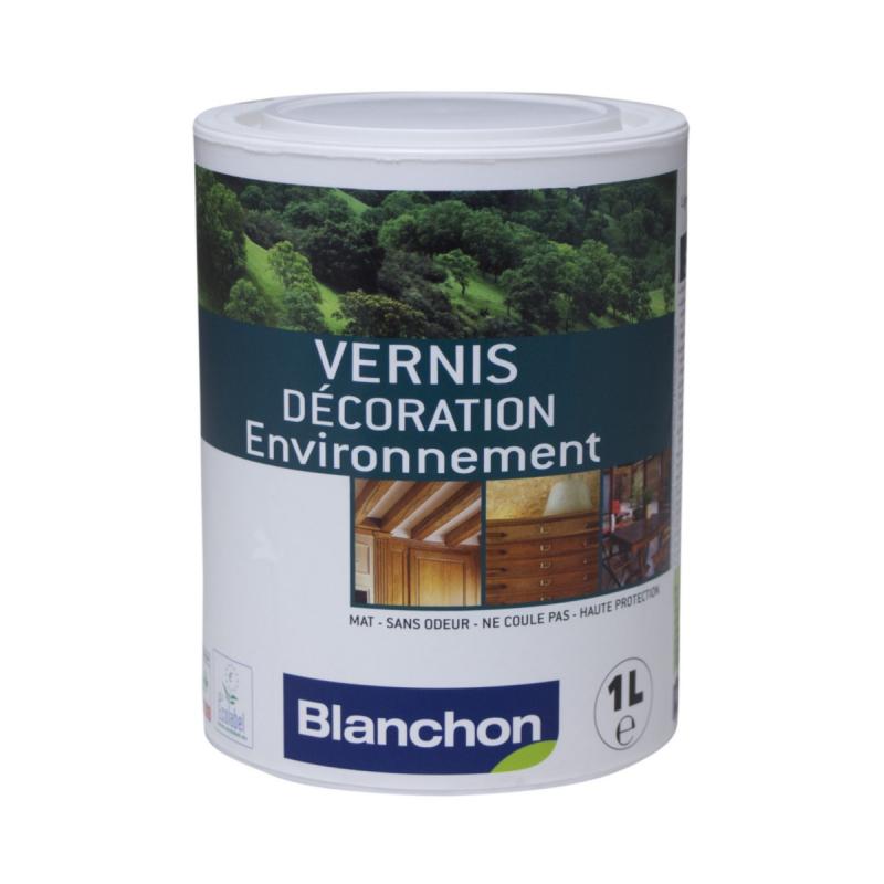 Vernis Decoration Environnement BLANCHON
