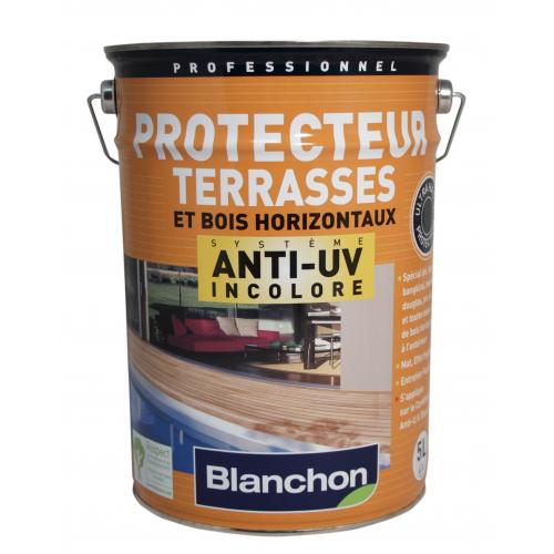 Protecteur terrasse Anti-UV BLANCHON