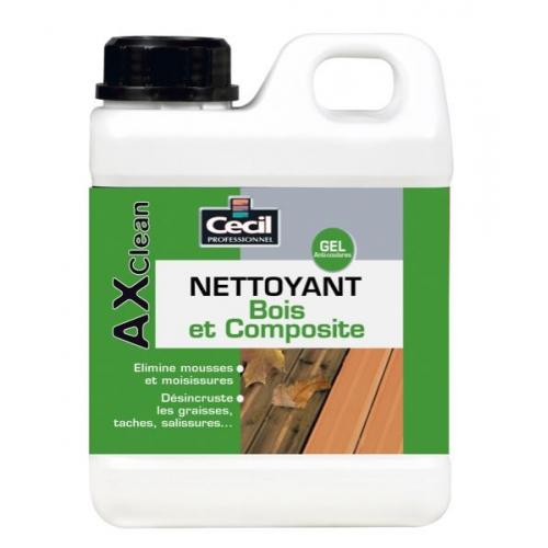 Néttoyant CECIL AX CLEAN